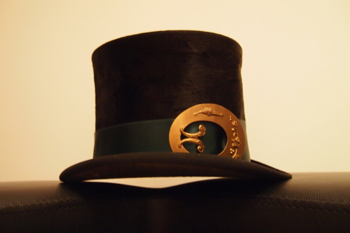 Great Grandpa's Tophat revisited!