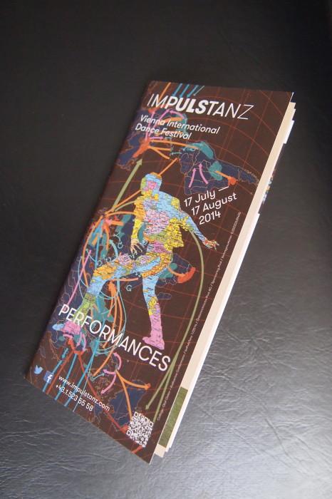 Impulstanz Festival Wien, 17.7.-17.8.2014