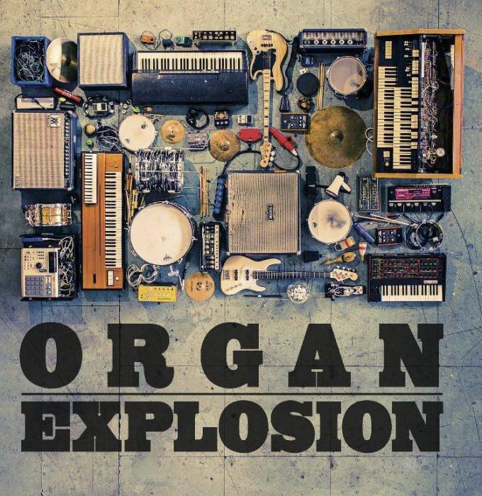 Organ Explosion's first album