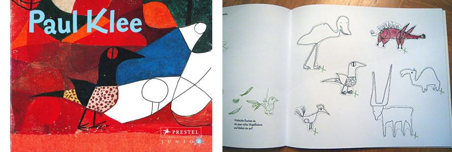 Paul Klee Malbuch - weiterschenken oder selber malen??