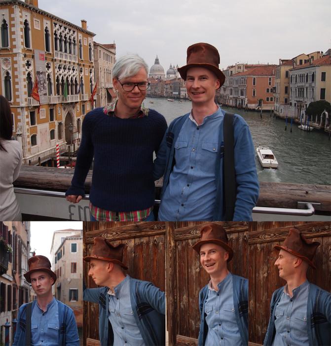 Dove i veneziani? Tutti a Bergamo!