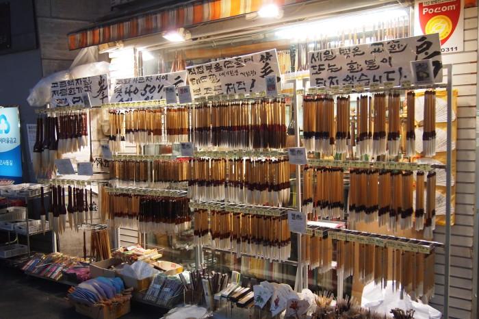 Konfuzius sei Dank lebe ich nicht in Asien! Ich würde meine Zeit ausschließlich in Kalligraphiezubehörgeschäften verbringen!!